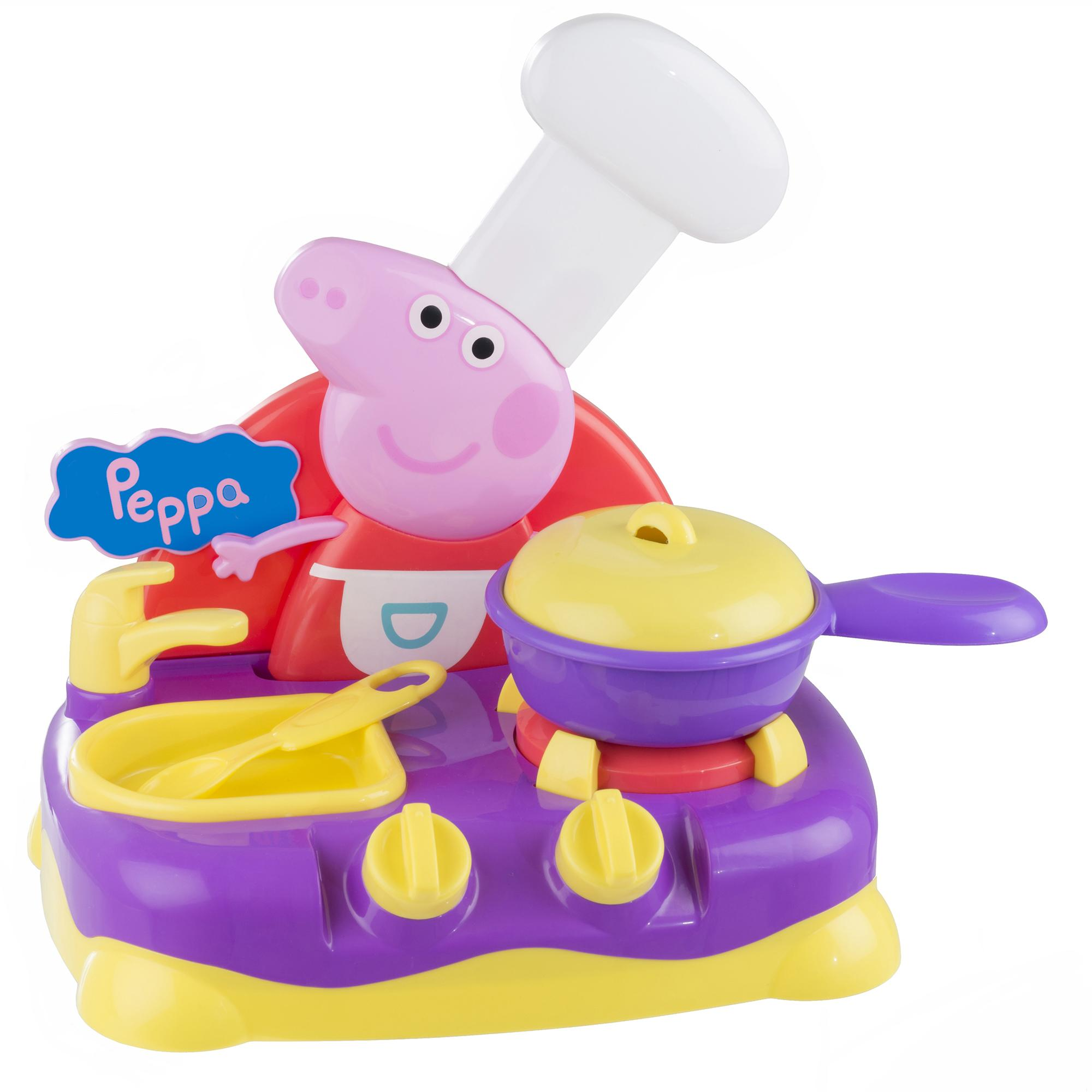 0539: Peppa Pig Tabletop Kitchen