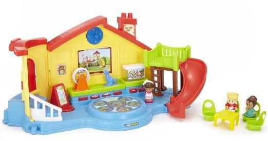 0536: Fisher Price Little People Musical Preschool