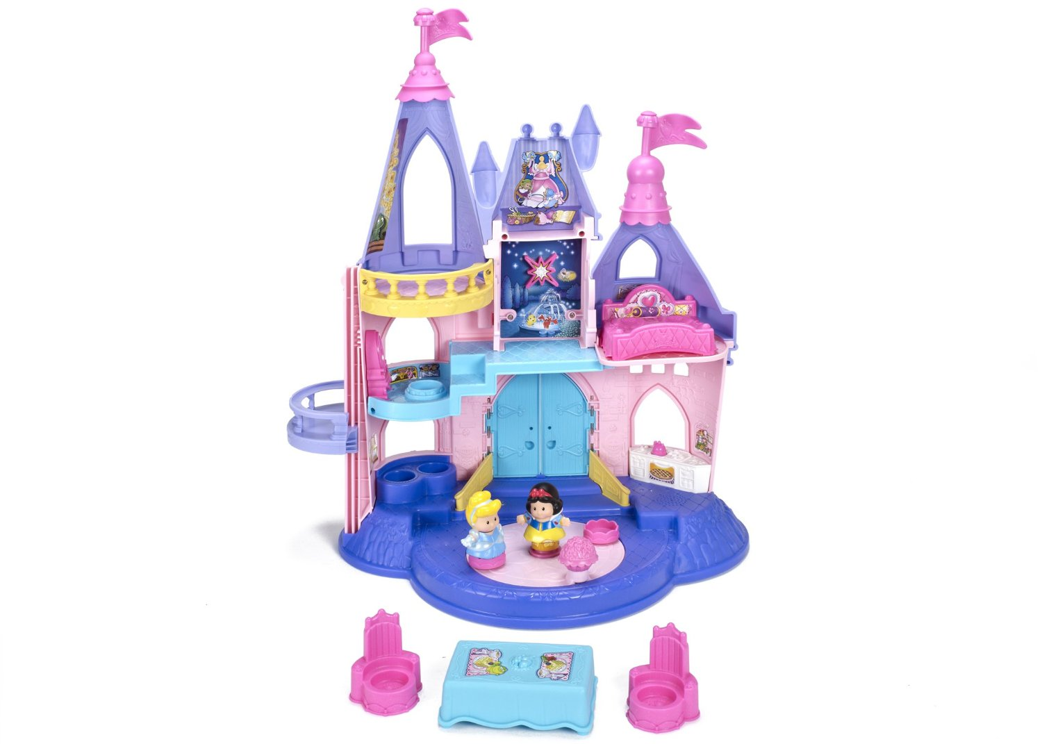 0097: Little People Princess Songs Palace