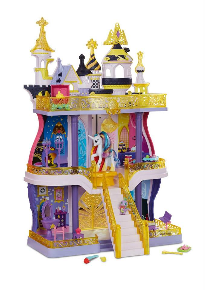 0094: My Little Pony Canterlot Castle
