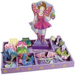 0433: Melissa & Doug Magnetic Pretend Play Petal Fairy