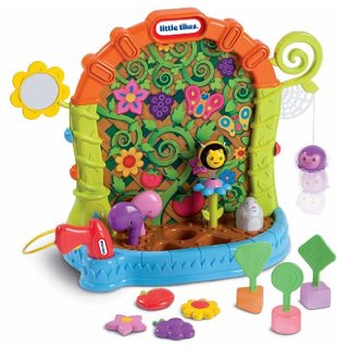 0341: Little Tikes Activity Garden Plant & Play