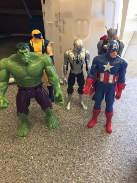 0406: Marvel Titan Hero Series