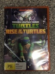 D050: TMNT - Rise of the Turtles DVD