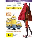 D051: Minions Movie DVD