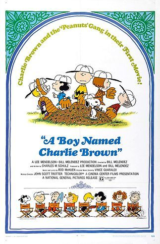 D055: A Boy Named Charlie Brown DVD