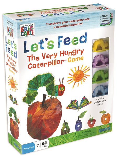P039: Let's Feed The Very Hungry Caterpillar Game