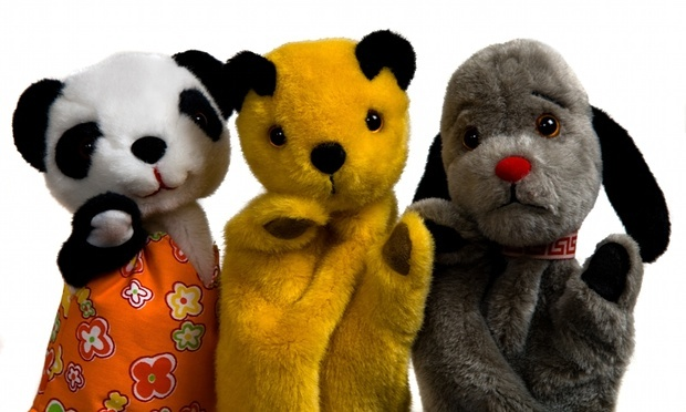 0801: Sooty DVD & Puppets