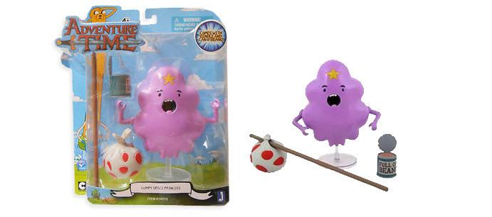 0804: Adventure Time Figurines