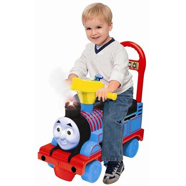 0810: Kiddieland Thomas Ride On Steamer