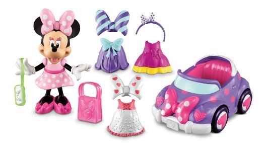 0823: Fisher Price Disney Minnie's Convertable