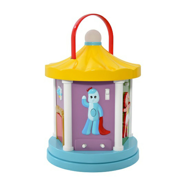 0825: In the Night Garden Explore & Learn Musical Activity Carousel