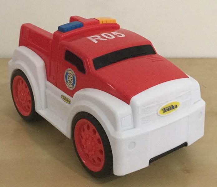 0079: Tonka Fire Truck