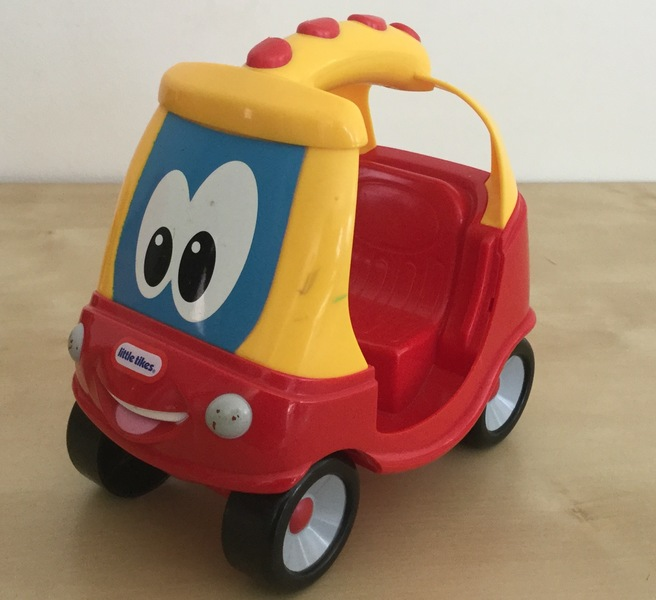0450: Little Tikes mini coupe