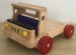0464: Wooden Truck