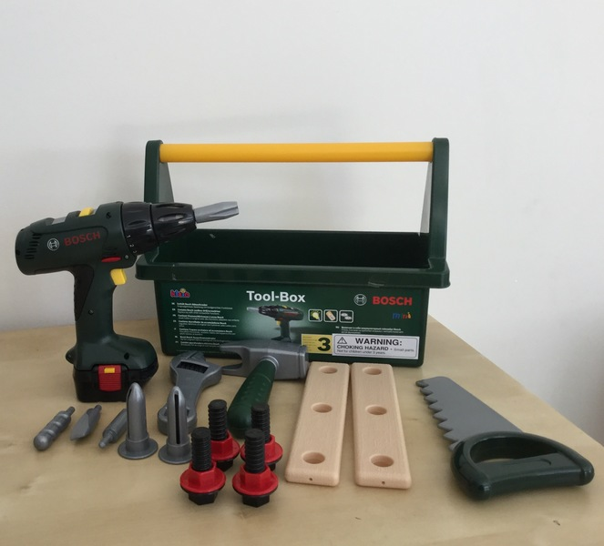 0488: Bosch tool kit