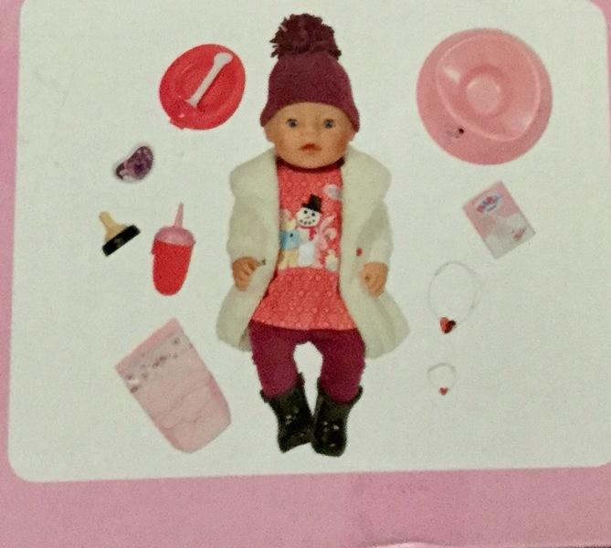 0506: Baby Born Interactive