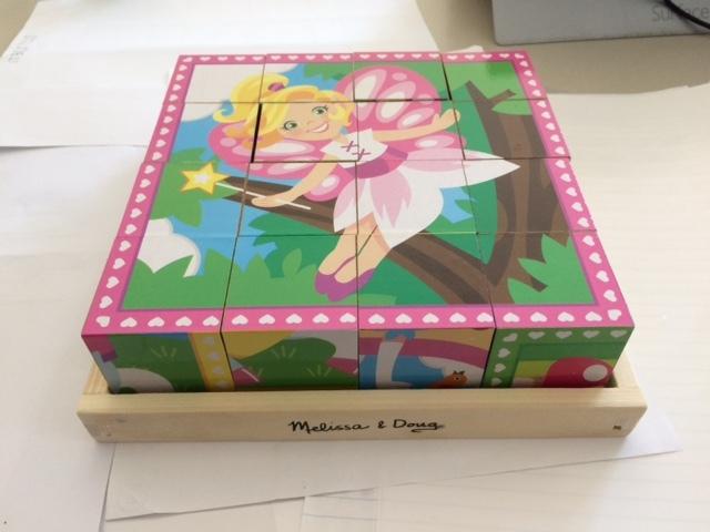 P0048: Fairy Cube Puzzle