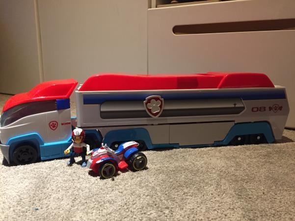 0562: Paw Patrol Truck