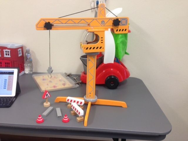 0578: Crane lift