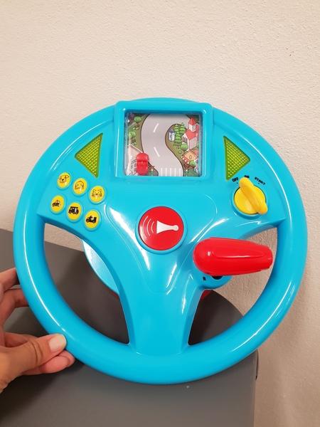 0547: Car Wheel