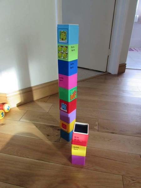 T670: stacking blocks