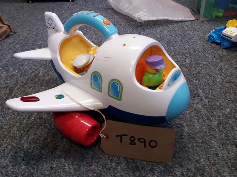T890: Aeroplane