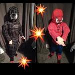 t730: Spiderman costume