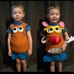 T894: Mr Potato Head costume