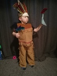 T189: ELC INDIAN OUTFIT