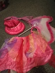 T196: ELC FAIRY DRESSING UP OUTFIT