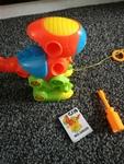 CC16: Deconstruct trex dinosaur toy