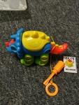 CC17: Deconstruct frilled dinosaur toy