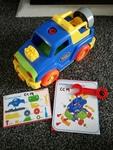 CC19: Deconstruct Jeep toy