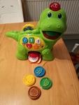 AG04: Crocodile Moneybox game