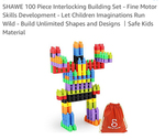 AG06: 100 piece Interlocking Building Set (shawe)