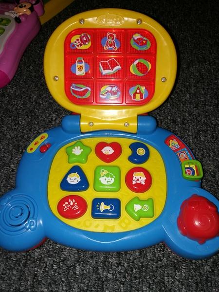 AG14: v tech babys laptop
