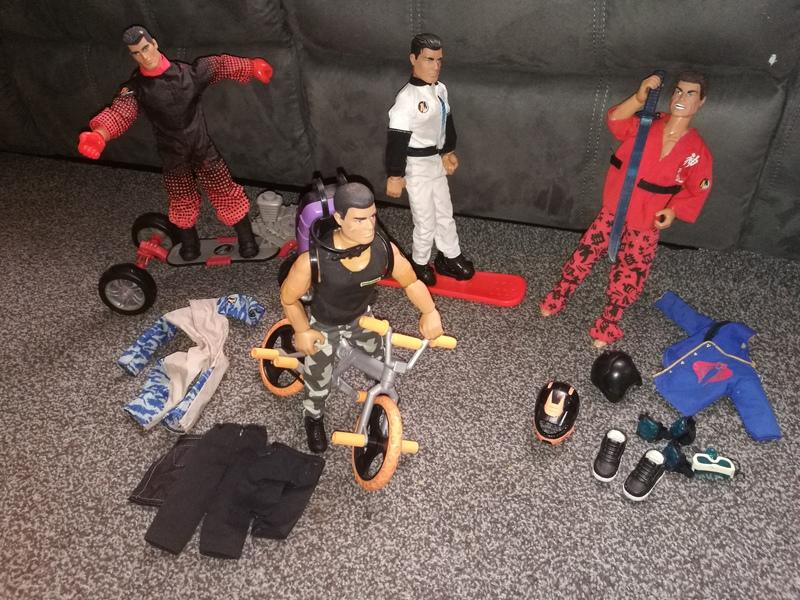 mi11: action man sports set