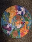 pu13: world of animals puzzle 20 pieces