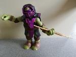 pr3: ninja turtle purple