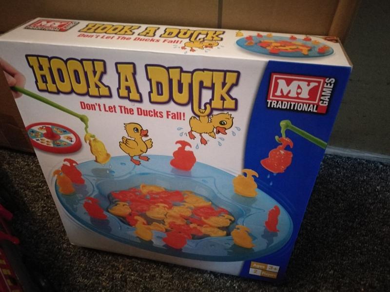 ga3: hook the duck game