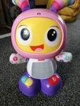 ba15: pink alien dancing toy