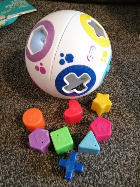 ba17: ball shape sorter