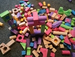 co3: foam building bricks