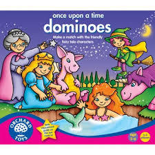 662: Once upon a time dominoes