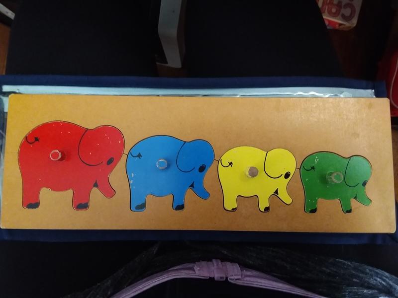 617: Elephant puzzle