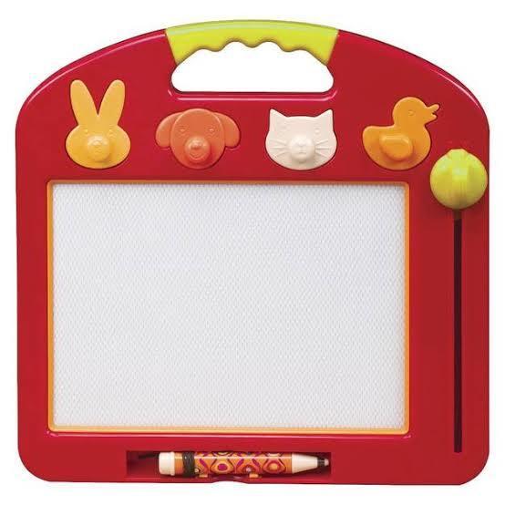 685: Battat magnetic drawing board
