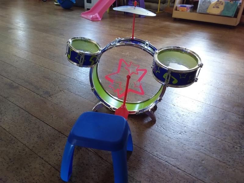 695: Drum kit