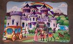 703: Giant Fairy Tale Castle Puzzle
