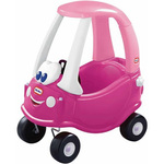 70: Cosy coupe hot pink